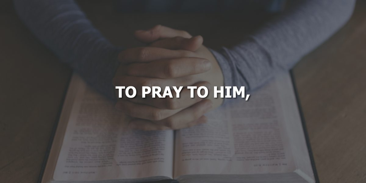 PRAY slider 2